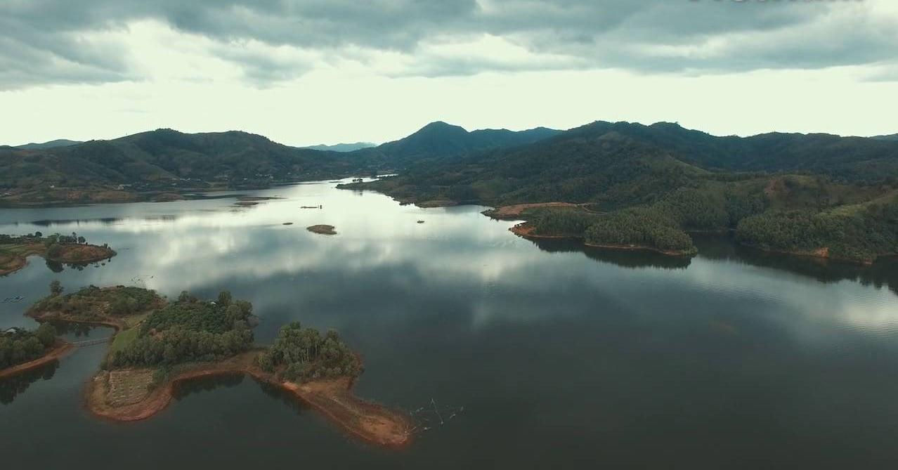 Hồ Cấm Sơn, bắc Giang