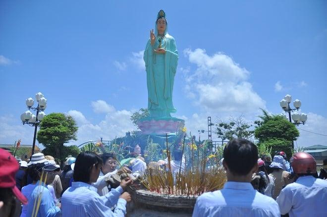 Phật bà Nam Hải, Bạc Liêu