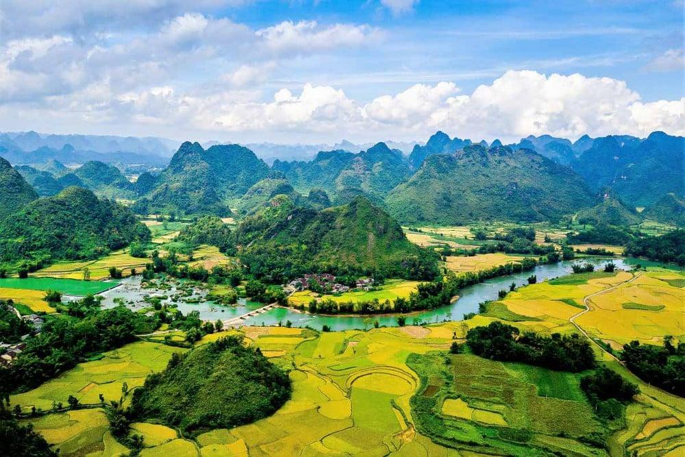 Công viên địa chất Non nước Cao Bằng
