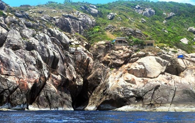 Đảo Yến Bình Định