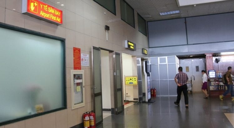 Dịch vụ y tế sân bay Nội Bài