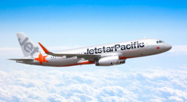 Máy bay Jetstar Pacific