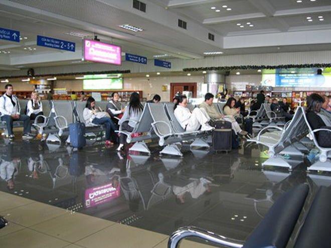 Phòng chờ sân bay