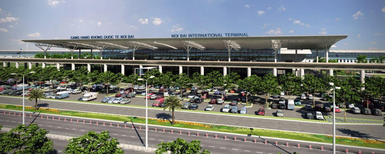 Sân bay Nội Bài đang đón hơn 20 triệu hành khách mỗi năm
