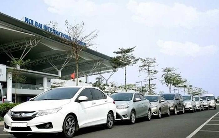 Dịch vụ taxi Hà Nội - Nội Bài