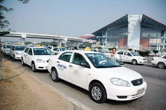 Dịch vụ taxi Nội Bài 4 chỗ