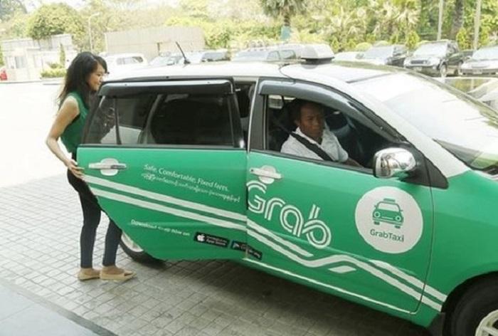 Dịch vụ Taxi của Grab