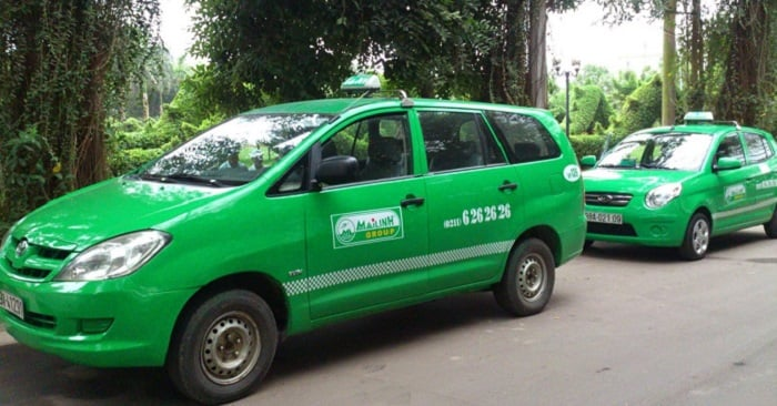 Hãng Taxi Mai Linh