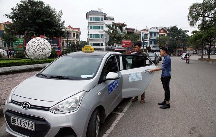 Hãng Taxi Thiên Đức
