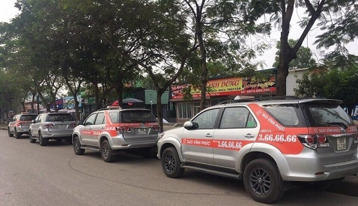 Taxi Vĩnh Phúc