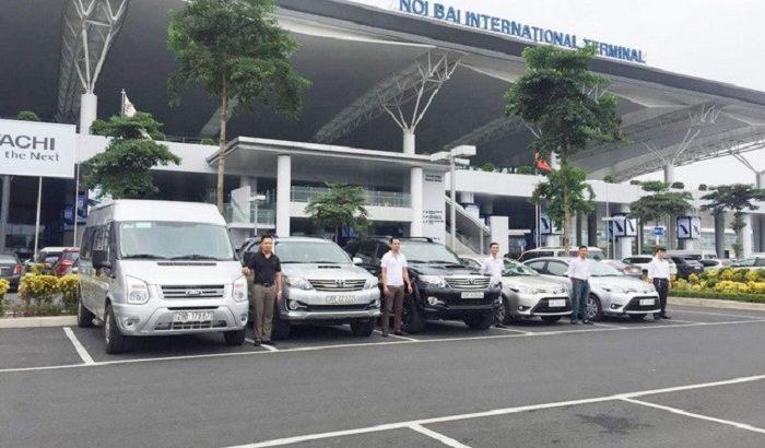 Dịch vụ Taxi của Xe VIP Nội Bài