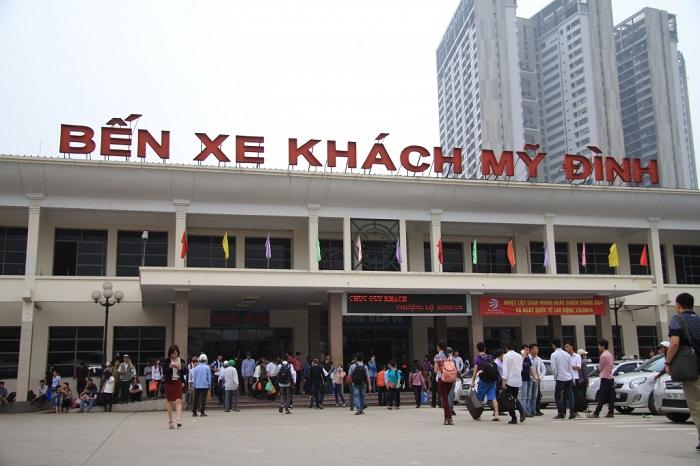 Bến xe khách Mỹ Đình, Hà Nội