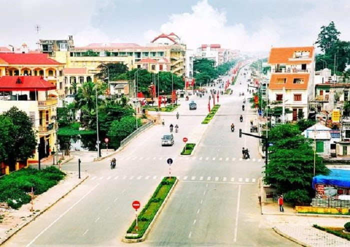 Đi xe từ Hà Nội về Hải Dương khoảng 50 - 60 phút