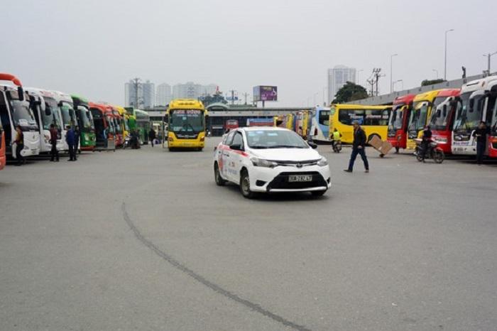 Dịch vụ taxi tại các bến xe