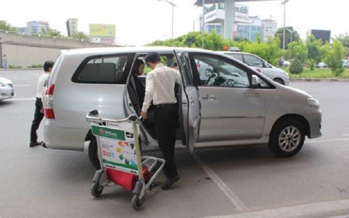 Dịch vụ Taxi Nội Bài - Hà Nội trọn gói