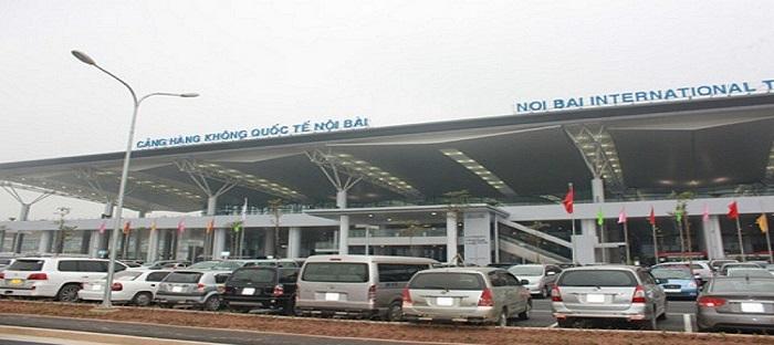 Dịch vui Taxi Nội Bài
