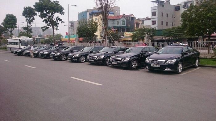 Dịch vụ Taxi Xe VIP Nội Bài