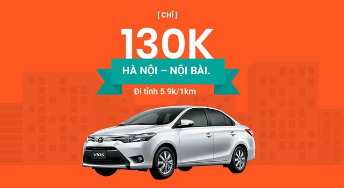 Dịch vụ Taxi tại Xe VIP Nội Bài