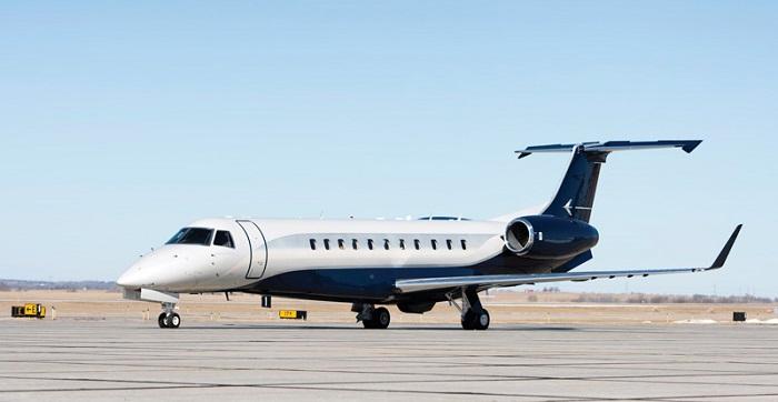Máy bay Embraer Legacy 600
