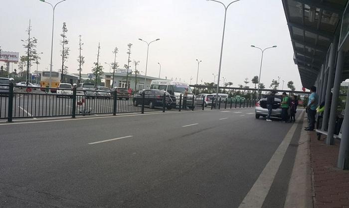 Gọi taxi tại sân bay Nội Bài