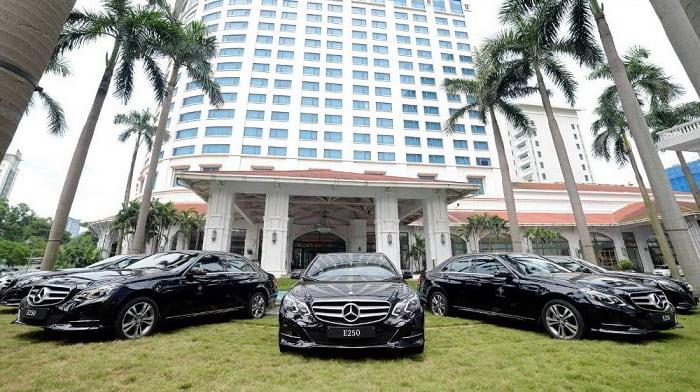 Dịch vụ Taxi VIP Hùng Dương - Xe VIP Nội Bài