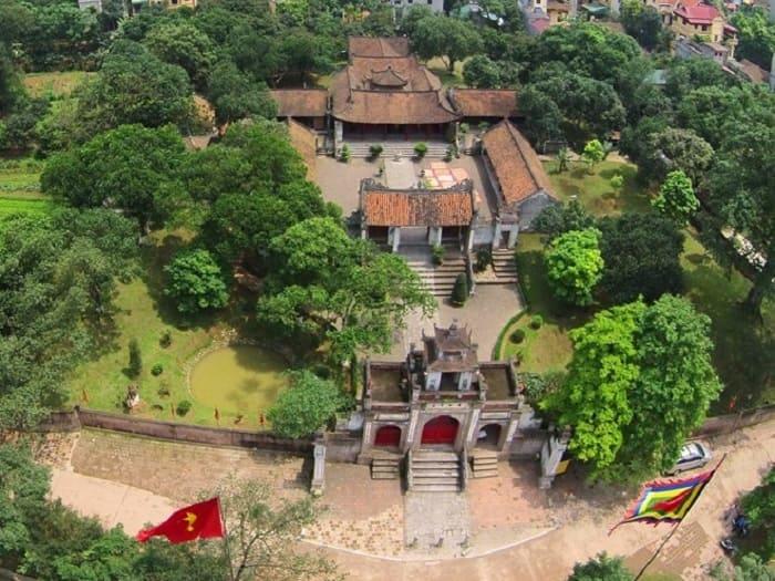 Khu di tích Thành Cổ Loa - Đông Anh - Hà Nội
