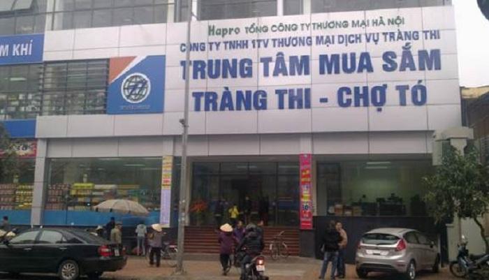 Trung tâm thương mại Tràng Thi - Chợ Tó, Đông Anh, Hà Nội