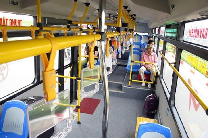 xe buýt đi sân bay quốc tế Nội Bài