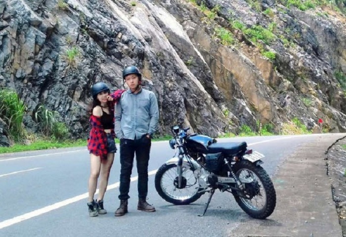 Đi xe máy từ Hội An ra sân bay Đà Nẵng