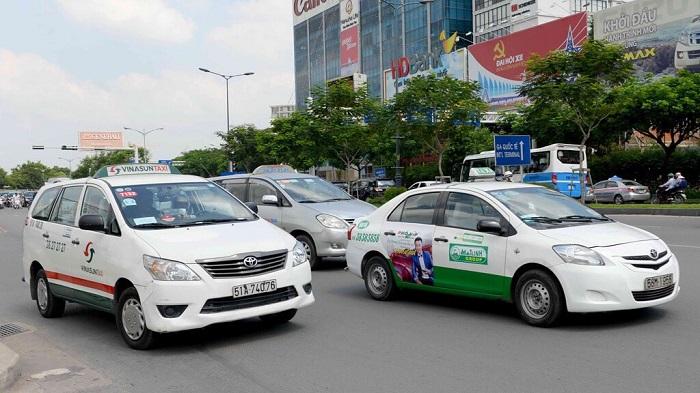 Hãng taxi đi sân bay tại Hà Nội