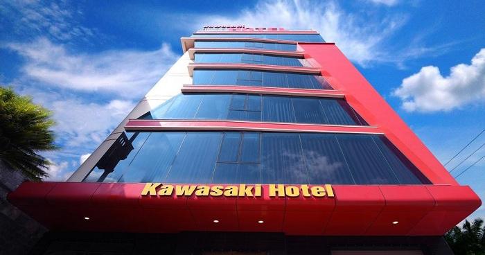 Khách sạn Kawasaki Noi Bai có view đẹp gần sân bay Nội Bài