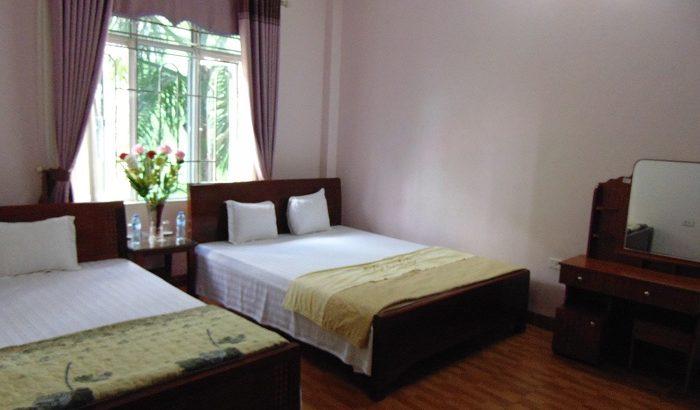 Khách sạn Ngọc Bảnh gần sân bay Nội Bài