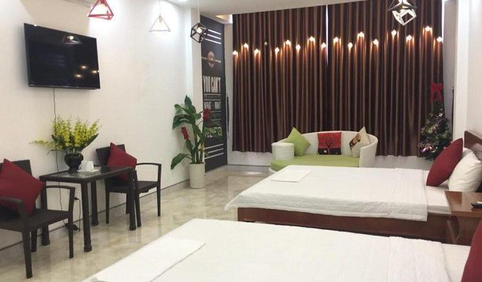 Khách sạn tốt nhất gần sân bay Nội Bài