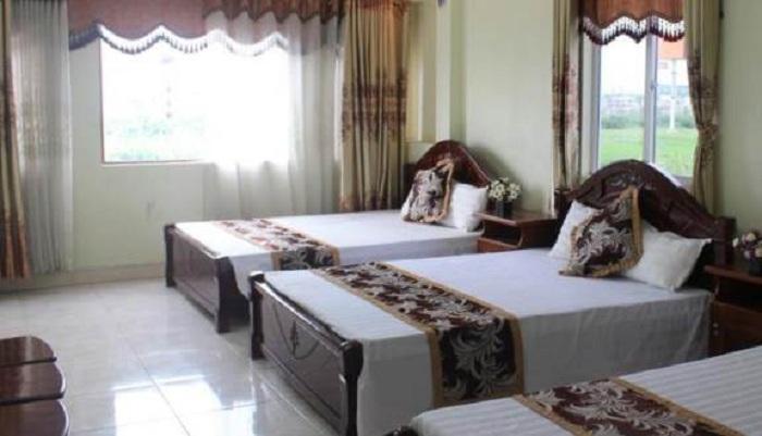 Nhà nghỉ Kiên Ngà gần sân bay Nội Bài