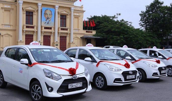 Taxi tại Thành Phố Hải Phòng