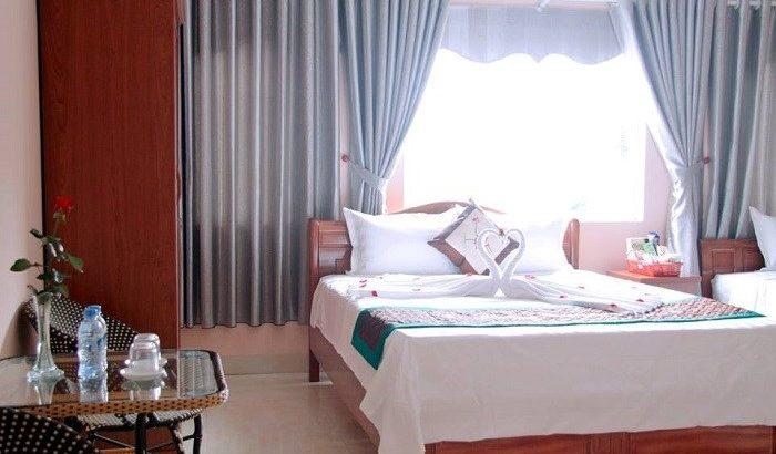 Tham khảo ngay phòng khách sạn gần sân bay Nội Bài giá rẻ