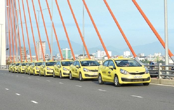 Hãng taxi Tiên Sa Đà Nẵng