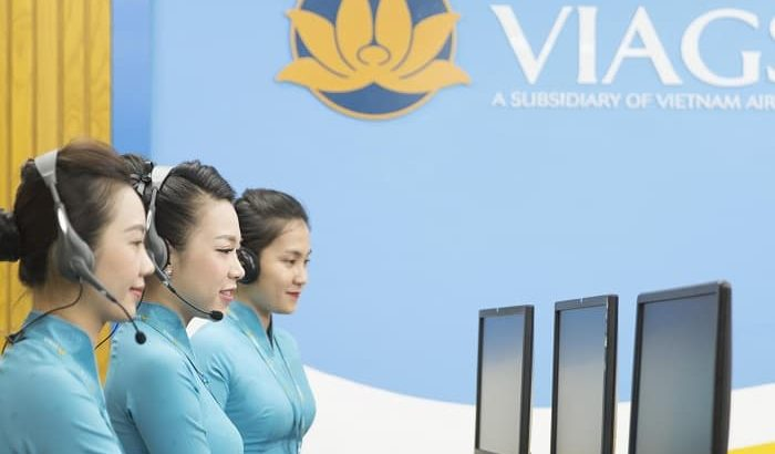 Dịch vụ check in trực tuyến của Vietnam Airlines