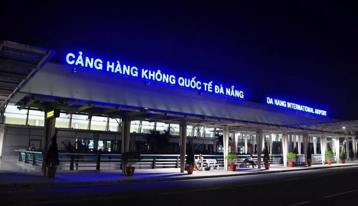 Đi taxi từ sân bay Đà Nẵng đi Mỹ Khê