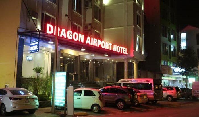 Dragon Airport Hotel gần sân bay Nội Bài