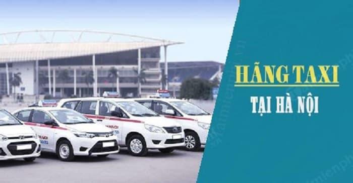 Các hãng taxi tại Hà Nội