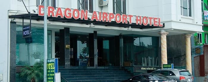 Dragon Airport Hotel là khách sạn gần sân bay Nội Bài