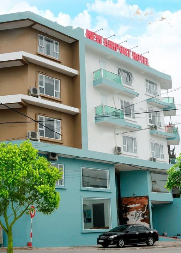 Khách sạn New Airport gần sân bay Nội Bài