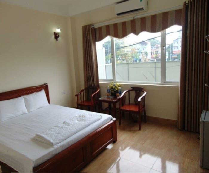 Phòng khách sạn Dragon Airport gần sân bay Nội Bài