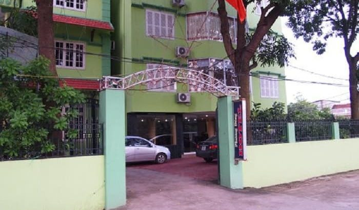 Phuong Dong Airport Hotel là khách sạn đạt chuẩn chất lượng 4 sao