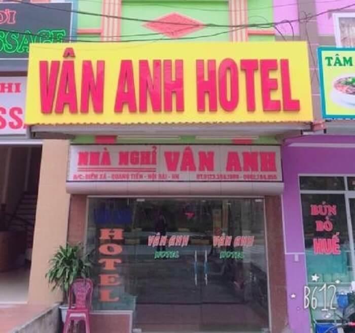 Khách sạn Vân Anh Hotel