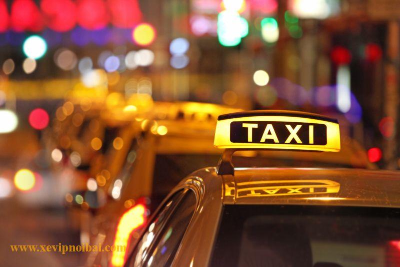 taxi sân bay thành công