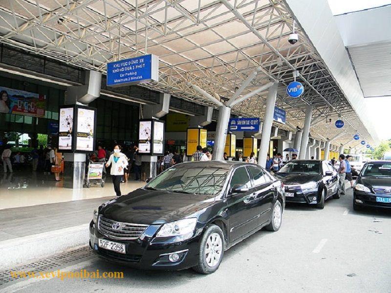 đặt xe taxi sân bay nội bài 160k