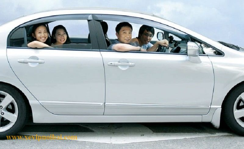 taxi ghép
