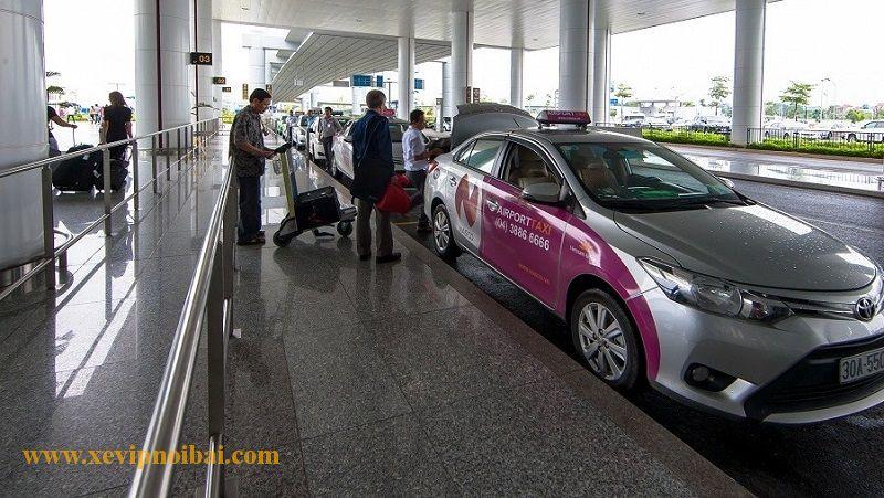 taxi sân bay nội bài 180k